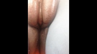 Pussy Pumped And Plumped With Homemade Pussy Pump